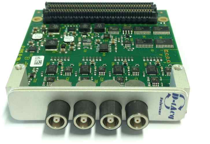AO420FMC Quad Simultaneous Analog Output