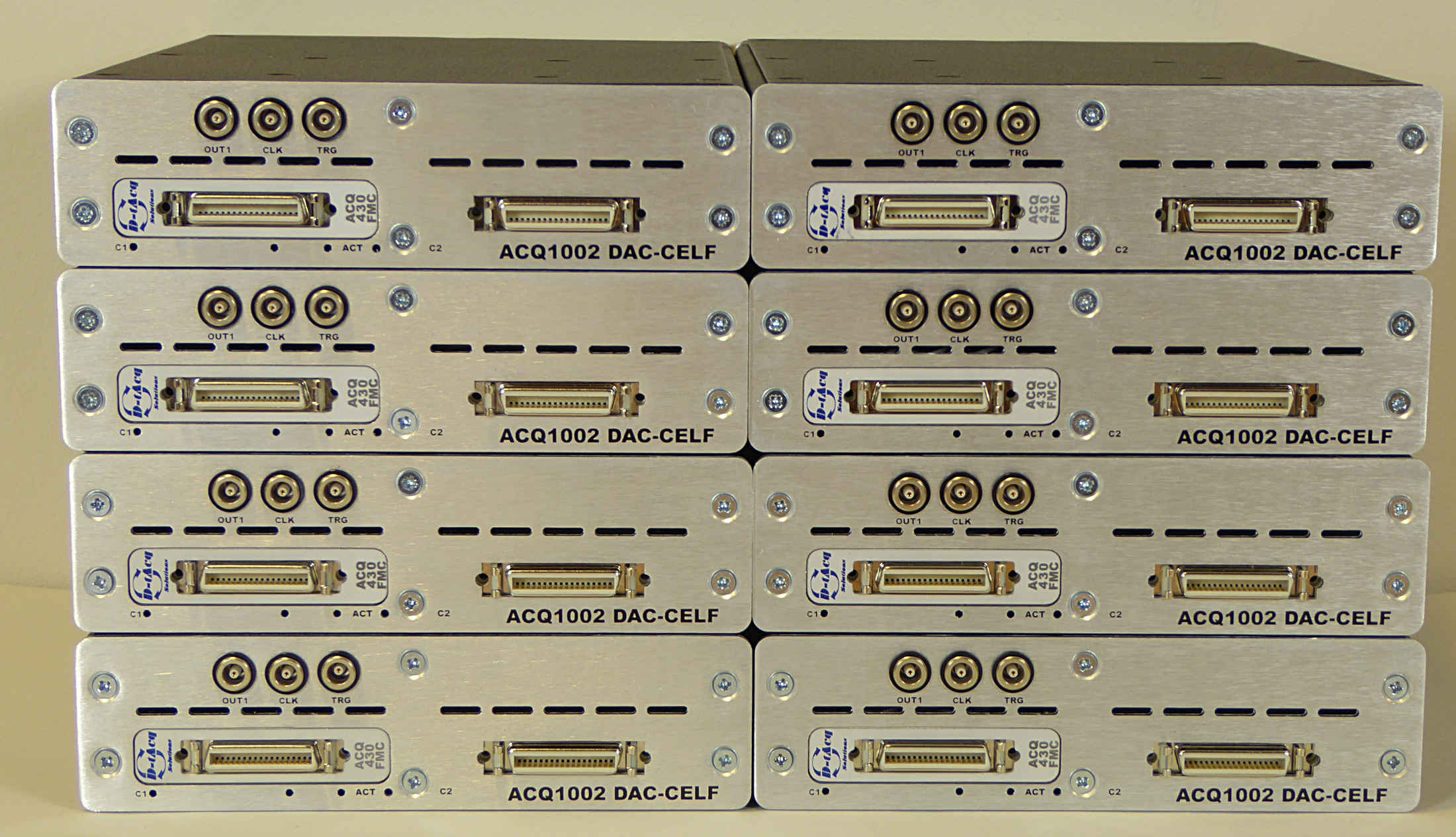 compact, rack/stack units