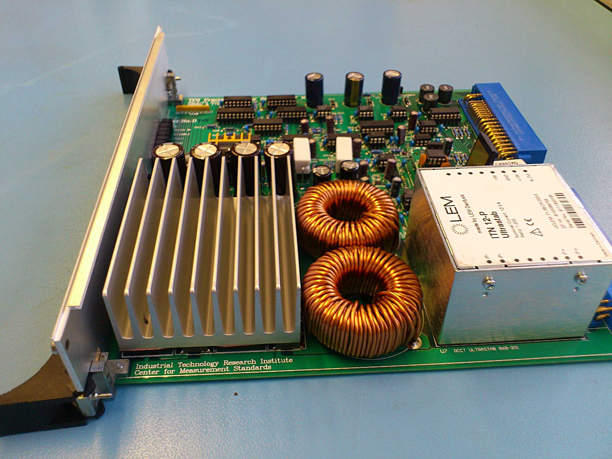 Power Supply by ITRI